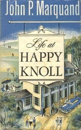book cover of Life at Happy Knoll