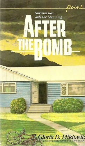 an analysis of the novel after the bomb by gloria miklowitz After the bomb, written by gloria miklowitz, is a thrilling novel that takes place before, during, and after a bomb, which supposedly was sent from russia by.