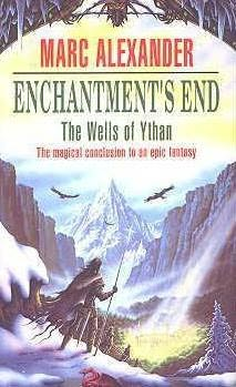 book cover of Enchantment\'s End