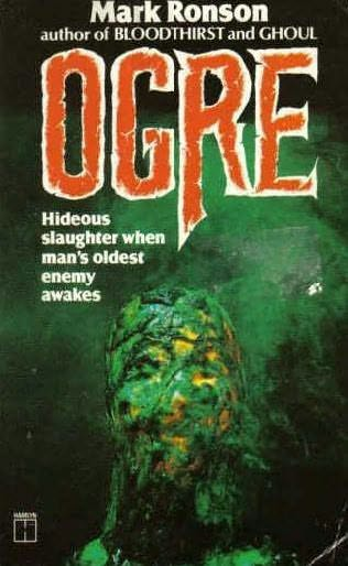 book cover of Ogre