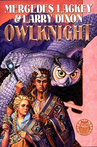 book cover of Owlknight
