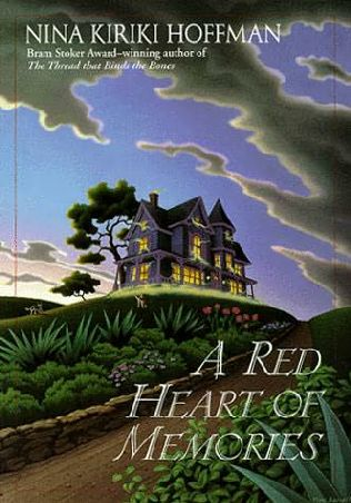 book cover of A Red Heart of Memories