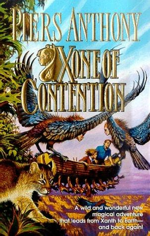 book cover of Xone of Contention