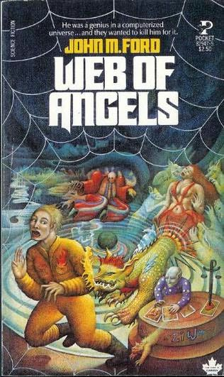 book cover of Web of Angels
