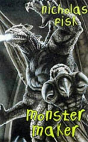 book cover of Monster Maker