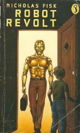 book cover of Robot Revolt