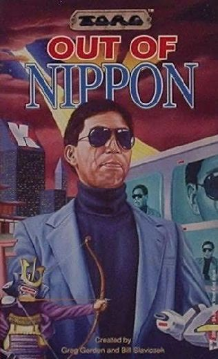 book cover of Out of Nippon