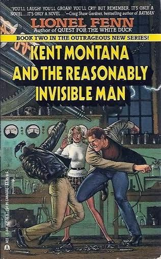 book cover of The Reasonably Invisible Man