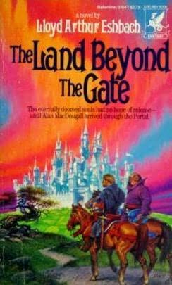 book cover of The Land Beyond the Gate