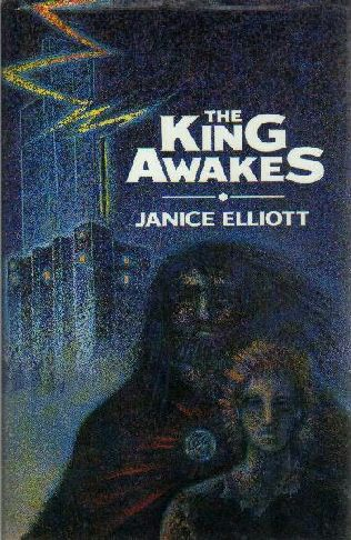 book cover of The King Awakes