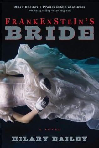 book cover of Frankenstein\'s Bride