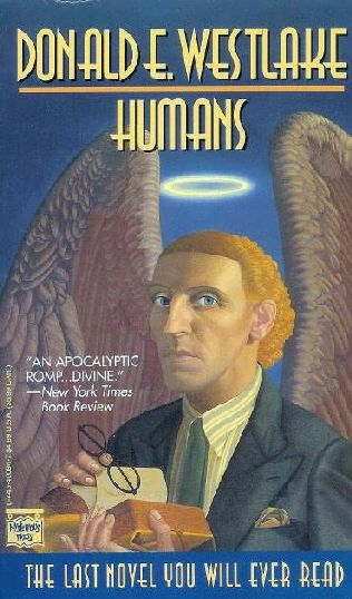 book cover of Humans
