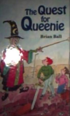 book cover of The Quest for Queenie