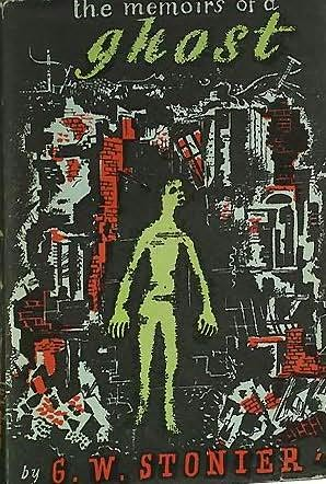 book cover of The Memoirs of a Ghost