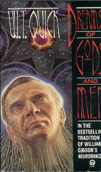 book cover of Dreams of Gods and Men
