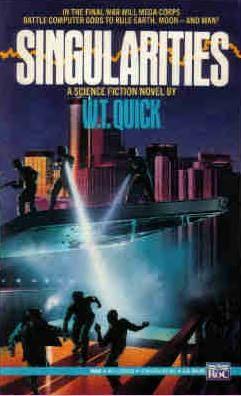 book cover of Singularities