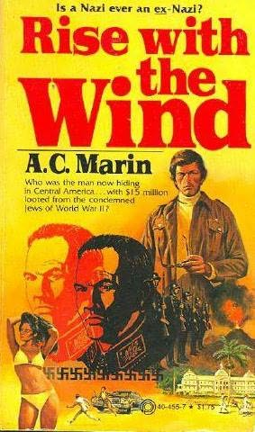 book cover of Rise With the Wind
