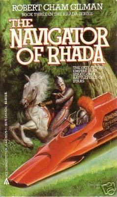 book cover of The Navigator of Rhada
