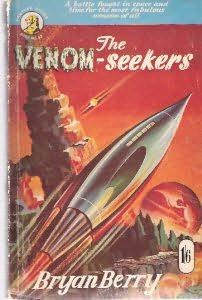 book cover of The Venom Seekers