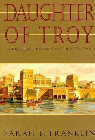 book cover of Daughter of Troy