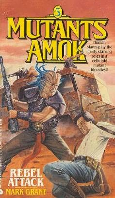 book cover of Rebel Attack