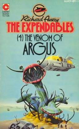 book cover of The Venom of Argus