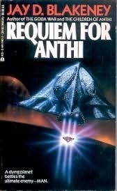book cover of Requiem for Anthi
