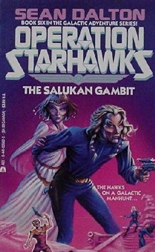 book cover of The Salukan Gambit