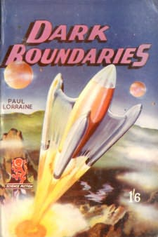 book cover of Dark Boundaries