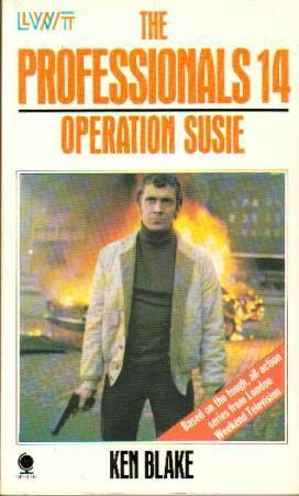 book cover of Operation Susie