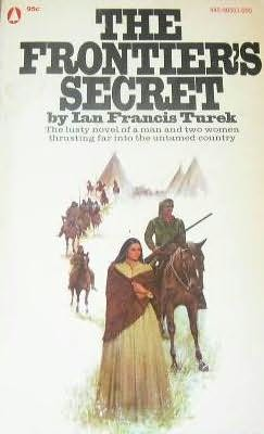 book cover of The Frontier\'s Secret