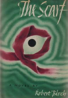 book cover of The Scarf