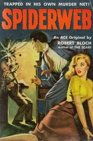 book cover of Spiderweb