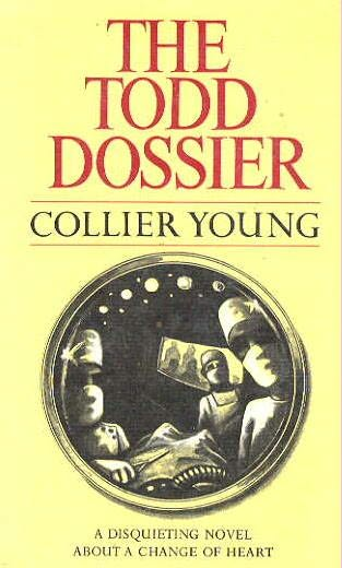 book cover of The Todd Dossier