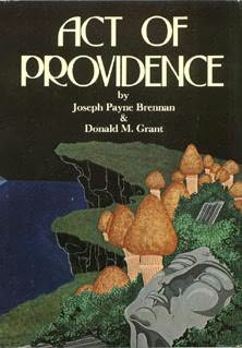 book cover of Act of Providence