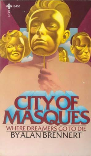 book cover of City of Masques
