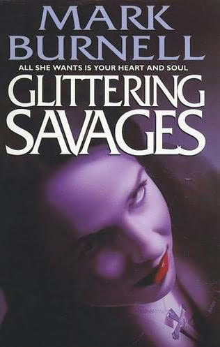 book cover of Glittering Savages