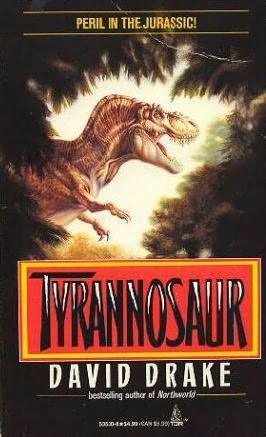 book cover of Tyrannosaur