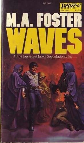 book cover of Waves