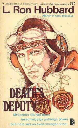 book cover of Death\'s Deputy