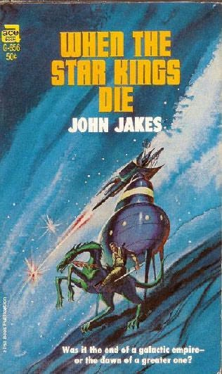 book cover of When the Star Kings Die