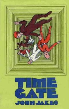 book cover of Time Gate