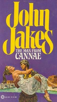 book cover of The Man from Cannae