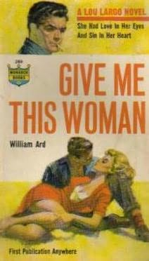 book cover of Give Me This Woman