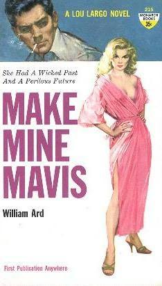 book cover of Make Mine Mavis