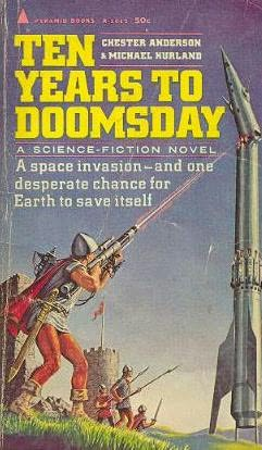 book cover of Ten Years to Doomsday