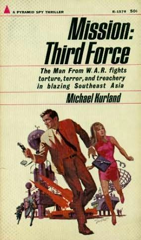 book cover of Third Force