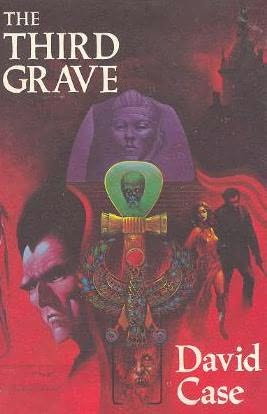 book cover of The Third Grave