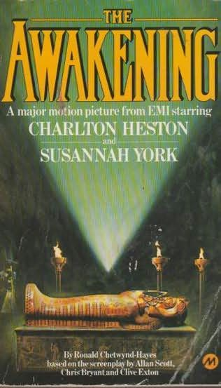 book cover of The Awakening