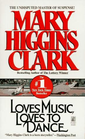 a review of the novel loves music loves to dance by mary higgins clark